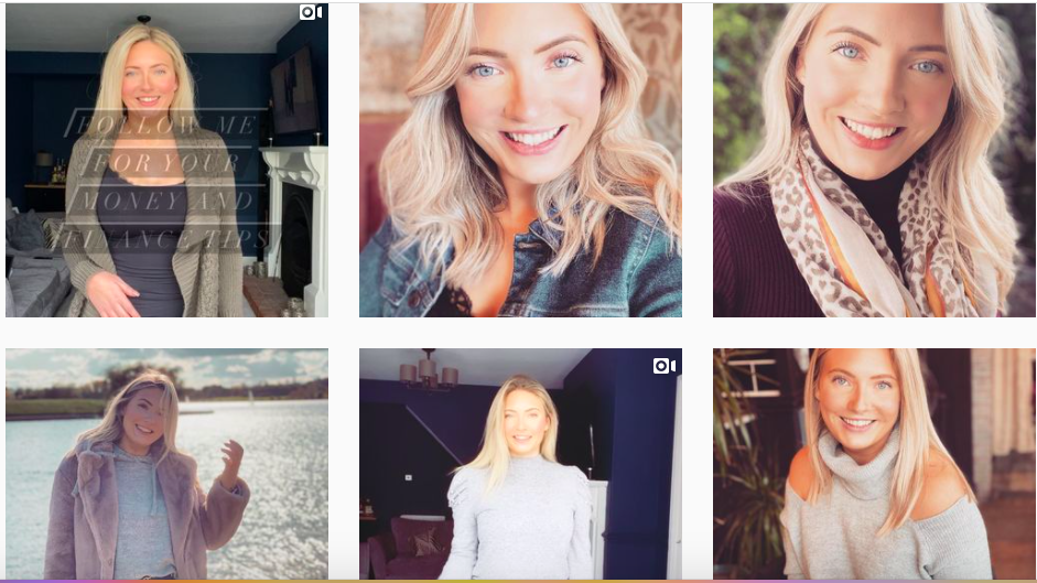 charlotte walters fashionable finance blog images insta